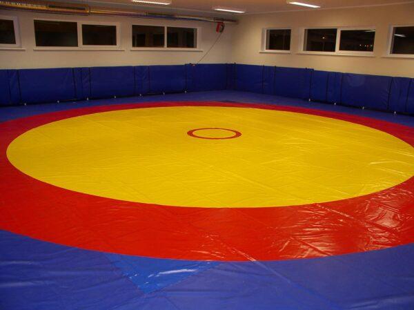 Wrestling Ring Mat 12x12m