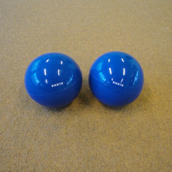 Oxigen balls 1 kg Amaya, pair