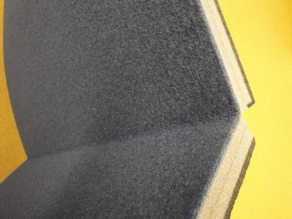 Akrobaatikarada-voldik, 200x170x3,5 cm, sinine