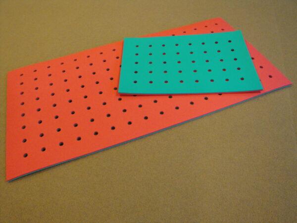 Small child's pool mat