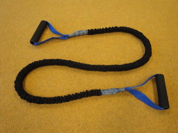 Elastic tube Luxury with handles Amaya, strong