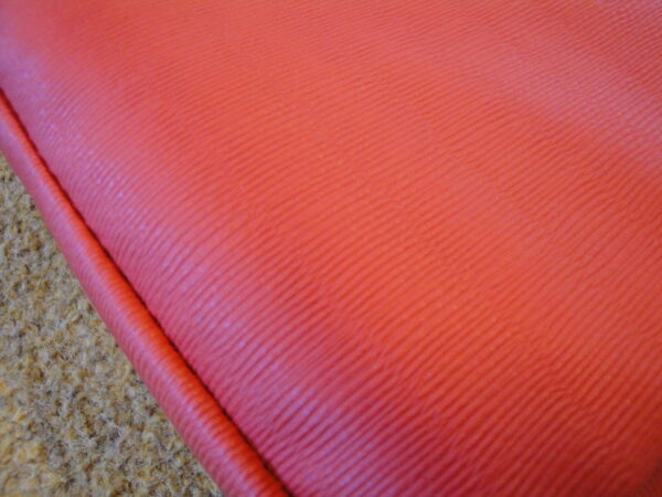 Gym mat with 200x100x4 cm pattern