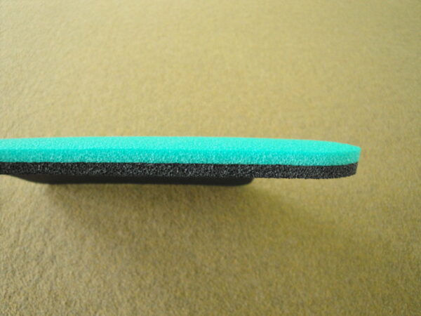 Two-Colored sitting pad, thickness of 9-12 mm