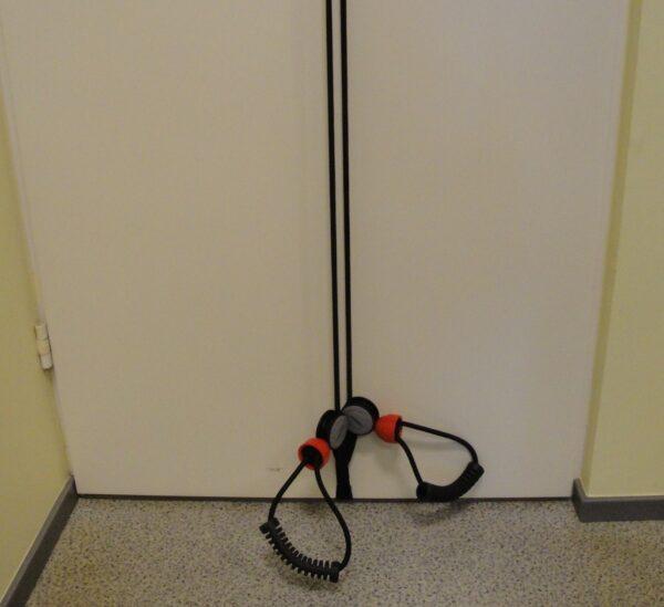 Ekspanderkumm uksele kinnitatav Gymstick