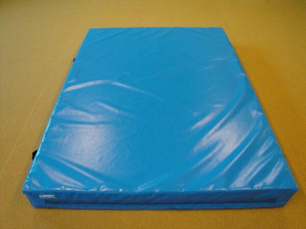 Crash mat with polyurethane foam 200x200x20 cm