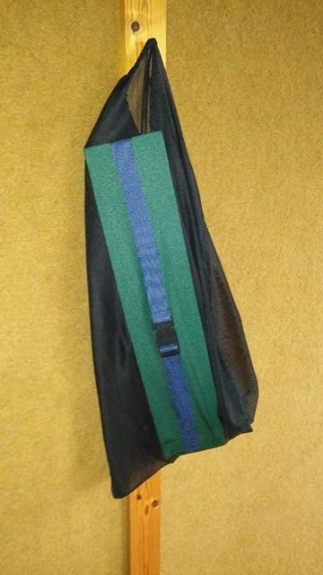 Ujumisvahendite kott, erinevad mõõdud