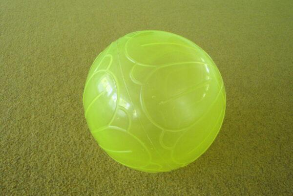PVC pall mustriga Amaya, d=22 cm
