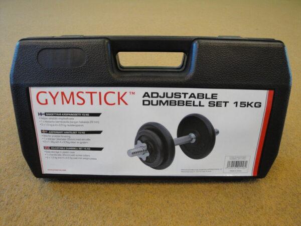 Adjustable dumbbell Set 15kg