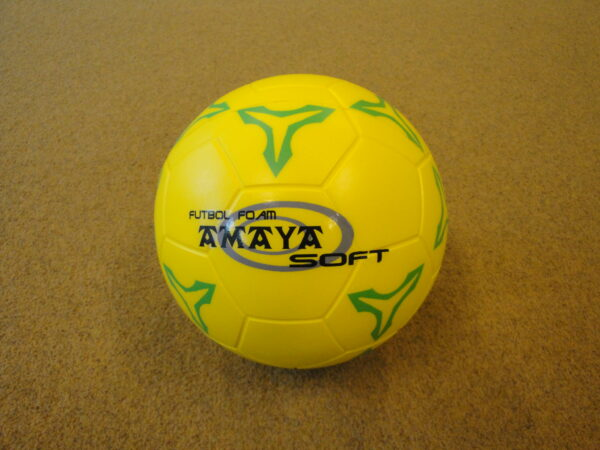 Poroloon jalgpall Amaya, d=19 cm