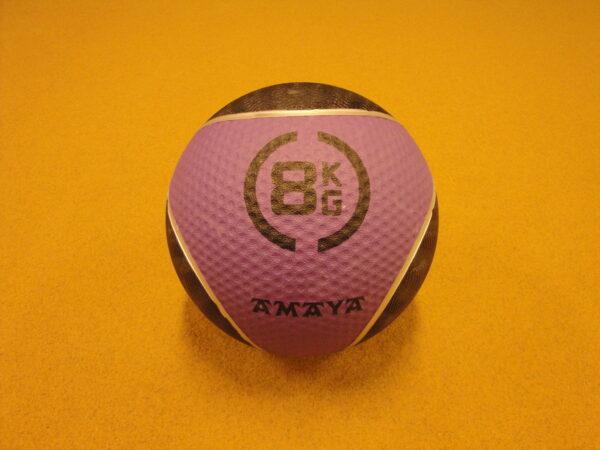 """High Grip"" rubber medicine ball Amaya, 8 kg"