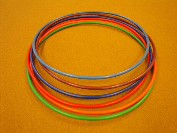 Plastic gymnastic ring d=74 cm