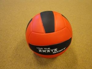 Volley foam ball Amaya, d=19 cm