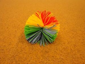 Pom Pom ball Amaya, d=8,5 cm