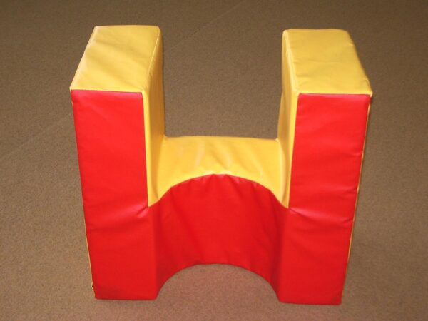 U-shaped block 60x60x30 cm