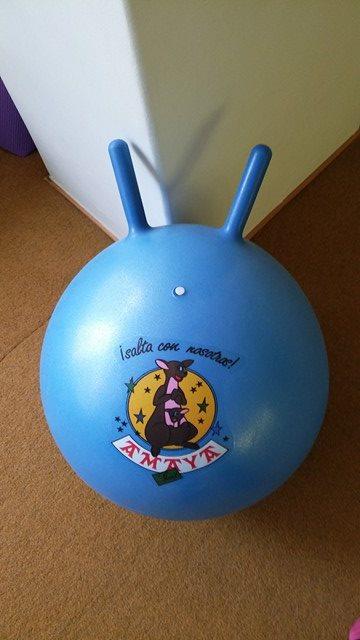 Hüppepall Känguru Amaya, d=55 cm