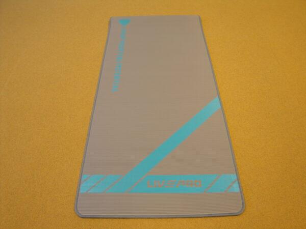 Pilates mat Live Pro 180x80x1 cm
