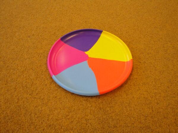 Lendav taldrik d=18 cm