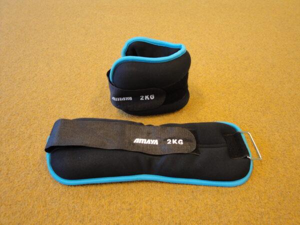 Aerobic weight 2kg Amaya, pair