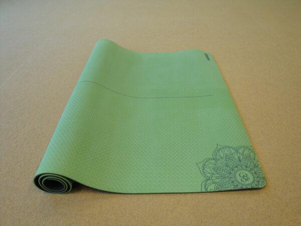 Yoga mat Amaya 183x120x0,6 cm