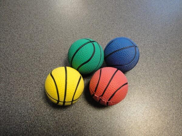 Basket rubber-foam ball Amaya