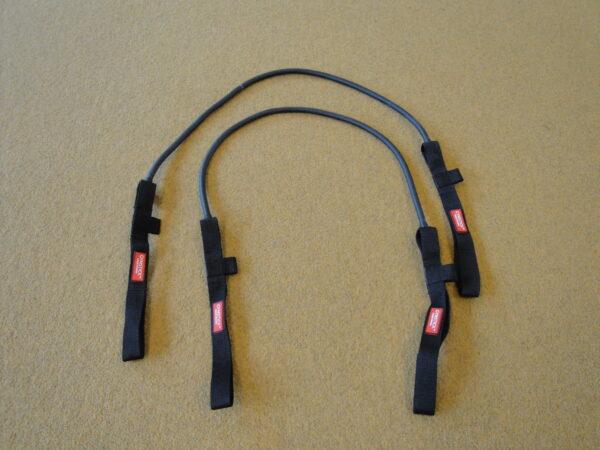 Sparebands Gymstick, strong/black