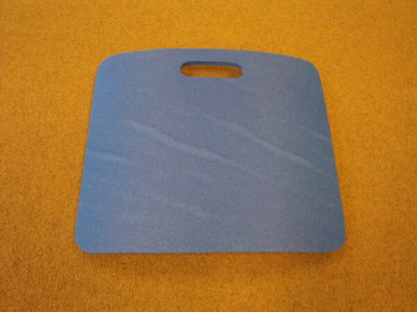 Sitting pad, thickness of 11-12 mm
