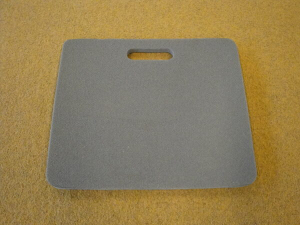 Sitting pad, thickness of 15 mm