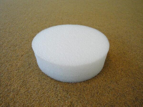 Polyethylene foam disc