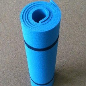 Matkamatt 180x60x0,8 cm sinine